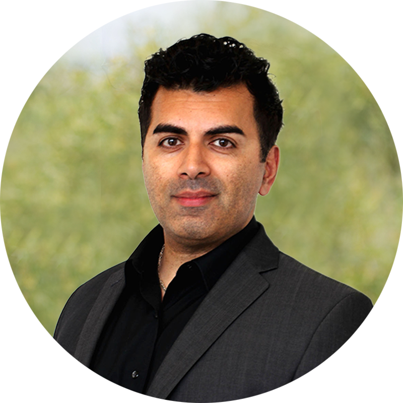 Ron Singh, Regional Sales Manager, BC